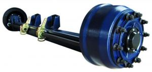 OEM & OEM Competitive Price Semi Trailer Axle pictures & photos