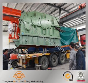 Xk-660 Two Roll Rubber Open Mixing Mill Machine pictures & photos