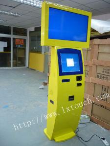 Dual Screen Kiosk (LX2031)