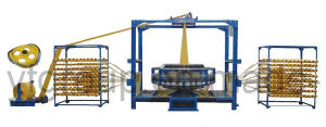 Four-Shuttle Circular Loom for PP Woven Fabric (YF-BT/BC-750/4) pictures & photos