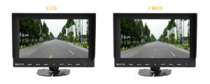 "Car Reverse Camera Kit (7"" TFT LCD Monitor + 2 Backup Cameras) pictures & photos"