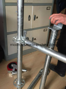 Warranty Ringlock Scaffold /Construction Material /Ringlock Scaffolding pictures & photos