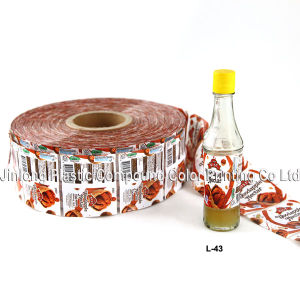 PVC Heat Shrink Sleeve label for Bottles/Cans pictures & photos