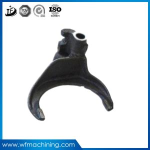 OEM Steel Forged Transmission Gear Truck Parts of Shifting Fork pictures & photos