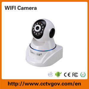 Full HD Wireless CCTV IP Camera with Memory Card pictures & photos