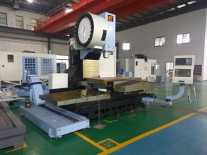 Numerical Control Vertical CNC Machine Center for Heavy Cutting (MV-1580) pictures & photos
