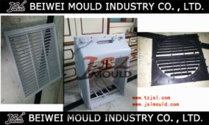 OEM Custom Injection Air Cooler Plastic Shell Cover Mould pictures & photos