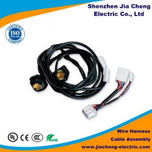 Wire Harness 2 Pin Fuel Injector Socket Wire Harness pictures & photos