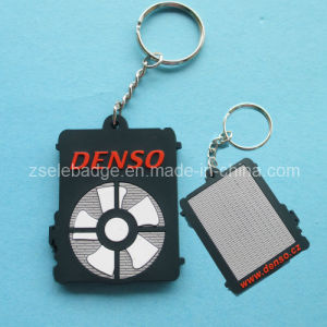 Customized Rubber PVC Key Chain for Promotion pictures & photos