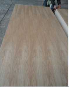 Natrual Teak Fancy Veneer Plywood Sale in Middle East Market 3mm and 18mm pictures & photos