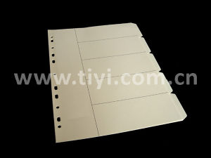 Paper Dividers / Paper Covers/ Manila Divider (A4)