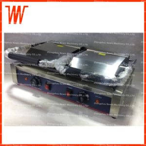 Commercial Electric Panini Contact Grill pictures & photos