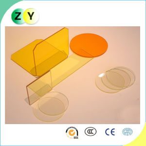 Yellow Filter, Optical Filter, Optical Glass, Gg420 pictures & photos