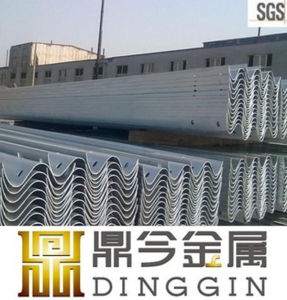 Good Quality Steel Highway Guard Rail in China pictures & photos