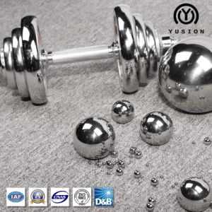 High Precision S-2 Rock Bit Ball with ISO 9001 Certification pictures & photos
