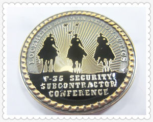 Custom Challenge Metal Coin