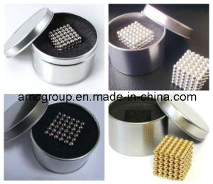 Nb-09 NdFeB Magnet Balls From China Amc pictures & photos