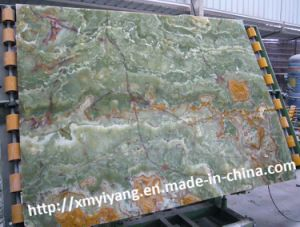 Green Honey Onyx for Tiles and Slabs pictures & photos