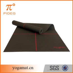 Eco Friendly Custom Printed PVC Yoga Mat pictures & photos