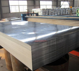 Bright Polished Cold Rolled Steel Sheet Grade pictures & photos
