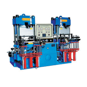Vacuum Rubber Molding Machine for Rubber Silicone Products (KS250V3) pictures & photos