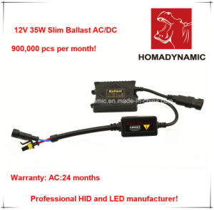 Slim Ballast 12V 35W, Super Good Quality HID Xenon Ballast pictures & photos