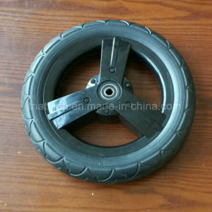 12 Inch PU EVA Foam Flat Free Wheel with Plastic Rim for Selfbalance Bike pictures & photos
