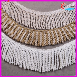 Rayon 8cm Fringe Soft Color pictures & photos