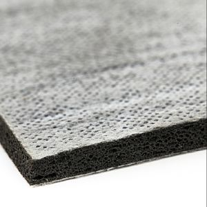 Sponge Rubber Carpet Underlay with Nonwoven Fabric Backing