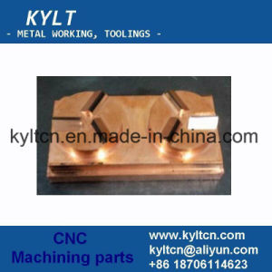 OEM 4axis CNC Machining Parts CNC Milling Copper/Brass Parts pictures & photos
