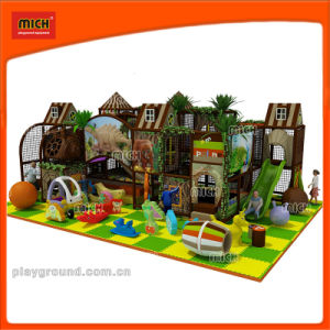 Plastic Commercial Amusement Indoor Playground for Sale pictures & photos