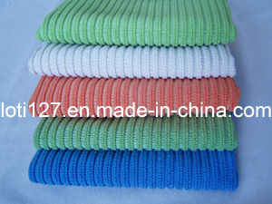 Stripe Pattern Microfiber Cleaning Cloth (JL-022)