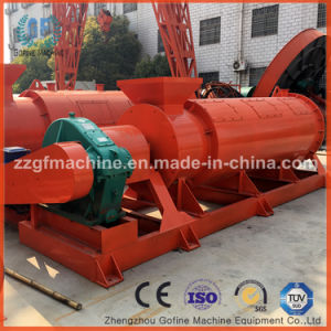 Horse Manure Fertilizer Ball Granulating Machine pictures & photos