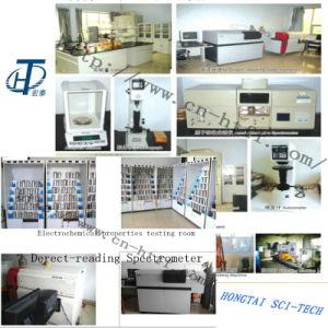 Al-Zn-in-Si Cathodic Protection Aluminium Anode pictures & photos