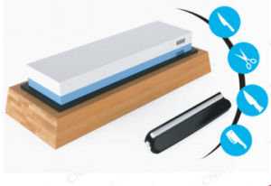 Double Sides Sharpening Stone/Waterstone/Whetstone pictures & photos