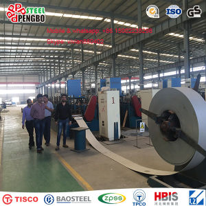 SPCC Galvanized Stainless Steel Sheet with Ce pictures & photos