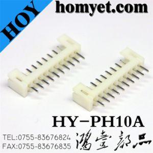 10pin FPC Connector (pH-10A) pictures & photos