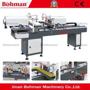 Window Frame Multi Spindle Double Head Combination Drilling Machine pictures & photos