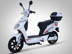Portable Battery Electric Moped (TDR1239Z) pictures & photos