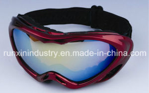 CE En166 Safety Goggles GB029-4 pictures & photos