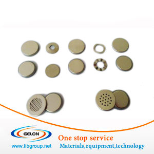 High Quality Coin Cell Cases with Stainless Steel Case Ss316 and Ss304 - Gn-Cr2032-Cases pictures & photos