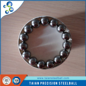 Chrome Steel Ball AISI52100 0.4375inch Ndustry Drilled Steel Ball pictures & photos