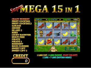 Mega 15 in 1