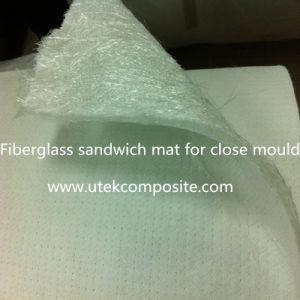 High Conformable Fiberglass Closed Mould Mat Fibreglass pictures & photos