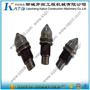 Eath Auger Drilling Teeth Rock Pilling Rig Bullet Teeth pictures & photos