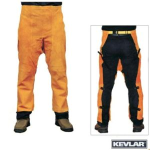 Premium Quality Cow Split Leather Welding Pants / Welding Clothes (80-P1/2)