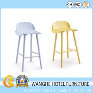 Comfortable Good Quality Stackable Paint Solid Wood Banquet Chair with Cheap Price pictures & photos