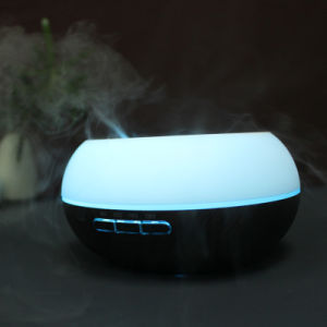 Factory Wholesale Purifier Humidifier Air 300ml Ultrasonic Aroma Diffuser with Colorful Lights pictures & photos
