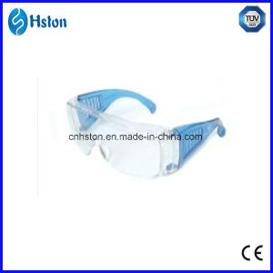 Dental Blue and Transparent Anti-Fog Glasses pictures & photos