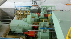 Single Machine Four Roller Cold Rolling Mill